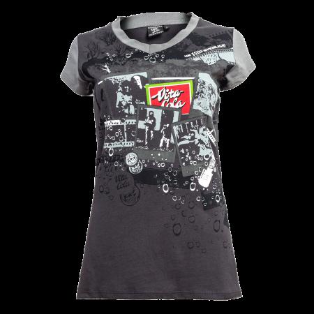VITA COLA T-Shirt, Damen 'Polaroid'