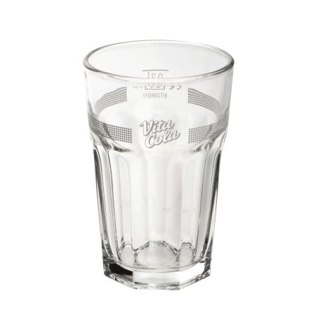 VITA COLA Gläser 0,2l (6er-Karton)